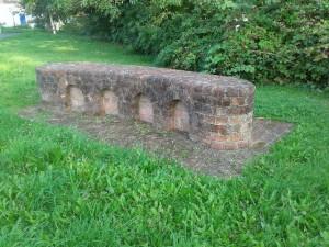 Viaduct Sculpture Seat