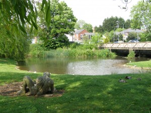 Towngate Pond