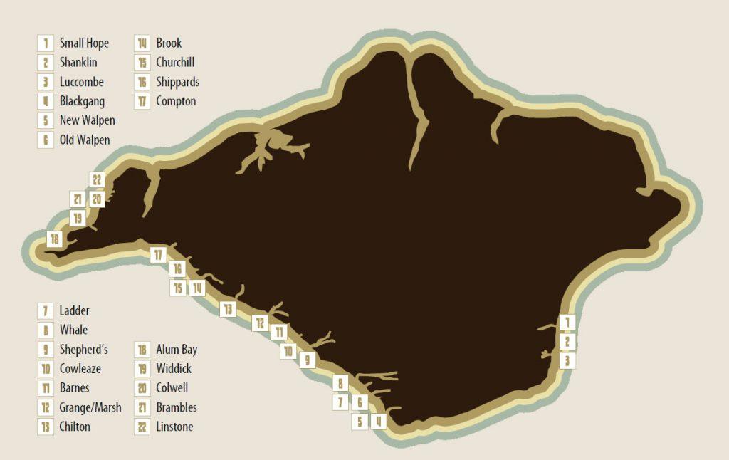 chine map